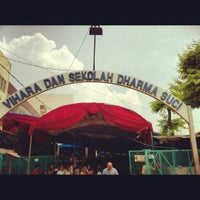 Photo taken at Dharma Suci School by Edy S. on 5/6/2012