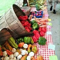 Photo taken at Orlando Farmer's Market by Luis V. on 7/15/2012