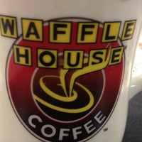 Photo taken at Waffle House by Dan D. on 3/30/2012