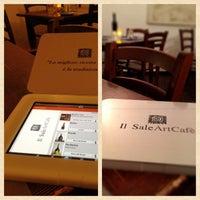 Foto scattata a Il Sale Art Café da Jacob J. il 5/7/2012