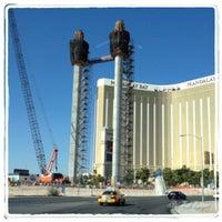 Photo taken at Skyvue Las Vegas by Earl E. on 8/21/2012