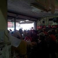 Photo taken at Carnes Frias Gonzalez by Juan R. on 7/15/2012