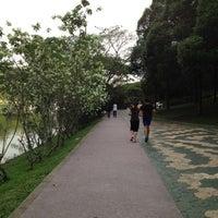 Photo taken at Perdana Botanical Garden by Wyda on 4/23/2012