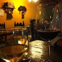 Photo taken at Villa Rios Pizza & Restô by Zoghby K. on 6/5/2012