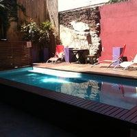 Foto tomada en Circus Hostel & Hotel por Rafael R. el 2/10/2012