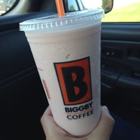 Photo taken at Biggby Coffee by 💋Francine . on 7/6/2012