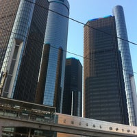 Photo taken at Downtown Detroit by Griff H. on 8/25/2012