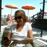 Photo taken at Bagno Roma by paola on 6/17/2012