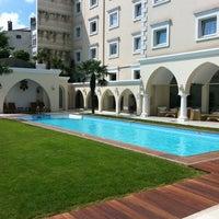 5/30/2012 tarihinde Arda K.ziyaretçi tarafından Holiday Inn Istanbul City'de çekilen fotoğraf