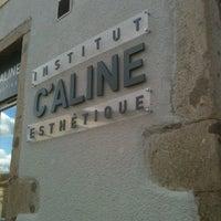 Photo taken at C'aline by Thomas S. on 9/13/2012
