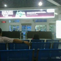 Photo taken at Immigration Check Point Ferry Terminal Batam Centre by Pipin Nugraha S. on 4/16/2012