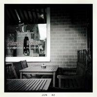 Photo taken at Pizzeria Marco Polo by Tobias M. on 6/26/2012