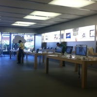 Photo taken at Apple The Falls by Jacq R. on 3/13/2012
