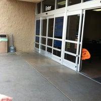 Photo taken at Walmart Supercenter by Alyssa D. on 8/21/2012