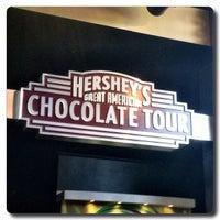 Photo taken at Hershey's Chocolate World by Tonya H. on 7/4/2012