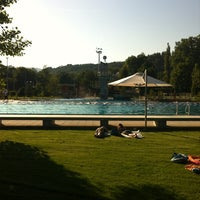 Photo taken at Freibad Aarau by Marco K. on 6/15/2012