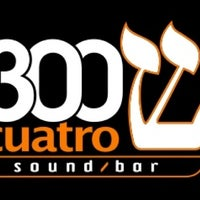 Photo taken at 300 Cuatro: Sound/Bar by Omar M. on 7/12/2012