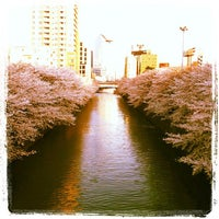 Photo taken at ふれあい橋 by TKD H. on 4/8/2012