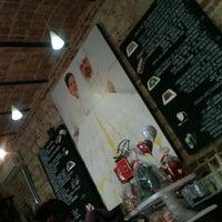 Photo taken at Café Artesanos del Dulce by Gina S. on 8/9/2012