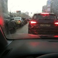 Photo taken at Садовая-Сухаревская улица by Andrey M. on 2/22/2012