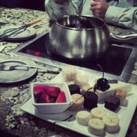 Photo taken at The Melting Pot by Dana T. on 5/6/2012