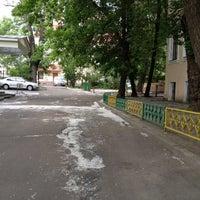 Photo taken at Воронцовская улица by Natalya♓ K. on 5/30/2012
