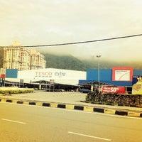 Photo taken at Tesco Extra by Azam Q. on 5/24/2012