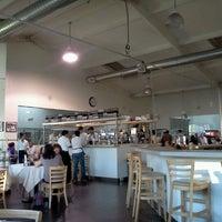 Photo taken at Eatalian Cafe by Ryo H. on 8/1/2012