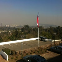 Photo taken at Club Militar Lo Curro by Eduardo M. on 7/25/2012