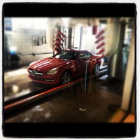 Photo taken at Fashion Square Car Wash by OA S. on 7/23/2012