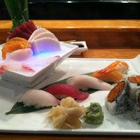 Photo taken at Sakura Japanese Steak House by Jeffrey B. on 5/14/2012