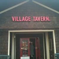 Photo taken at Village Tavern by Phyllis H. on 2/8/2012