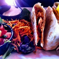 Photo taken at The Hub Baja Grill by Dafoodie on 7/4/2012