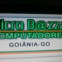 Photo taken at Micro Bazzar Computadores by Thiago V. on 6/1/2012