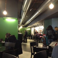 Photo taken at Kino Aero by Tom N. on 2/26/2012