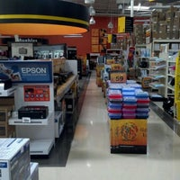 Photo taken at OfficeMax by JORGE N. on 3/31/2012