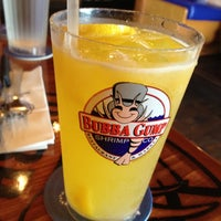 Photo taken at Bubba Gump Shrimp Co. by PennyTan on 8/31/2012
