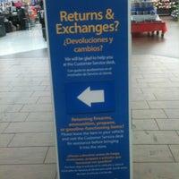Photo taken at Walmart Supercenter by Vh A. on 6/24/2012