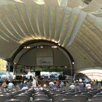 Photo taken at Sprint Pavilion by Luis W. on 5/25/2012