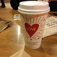 Photo taken at Starbucks by Nan G. on 2/11/2012