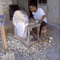 Photo taken at Factory UD. Bersaudara. by Jemsie B. on 4/16/2012