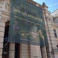 Снимок сделан в Львівський палац мистецтв / Lviv Art Palace пользователем Nikolay P. 4/27/2012