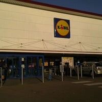 Photo taken at Lidl by Karin C. on 3/26/2012
