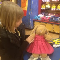 Photo taken at Build-A-Bear Workshop by Mia A. on 3/2/2012