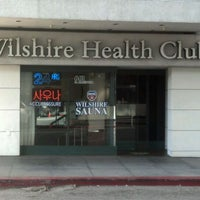 Photo taken at Wilshire Health Club by Waylup C. on 3/20/2012