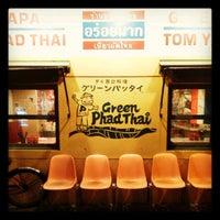 Das Foto wurde bei Green Phad Thai von Ryoko O. am 6/13/2012 aufgenommen