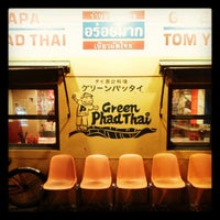 Photo taken at Green Phad Thai by Ryoko O. on 6/13/2012
