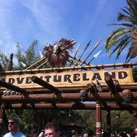 Photo taken at Adventureland by Emma C. on 3/30/2012