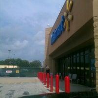 Photo taken at Walmart Supercenter by A.J G. on 5/13/2012