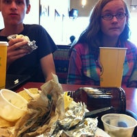 Photo taken at Moe's Southwest Grill by Brandon L. on 4/23/2012